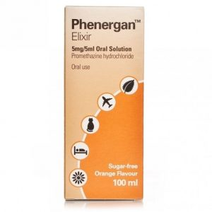 Phenergan : Drug class, uses, dosage, side effects and contraindications