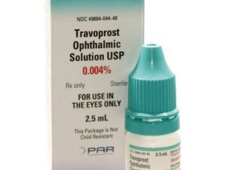 Travoprost Ophthalmic (Eye) : Uses, Side Effects, Interactions,