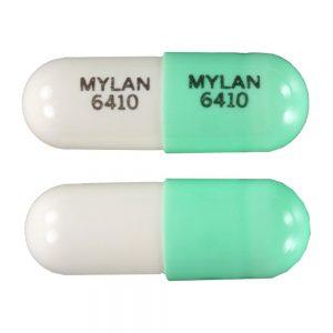 Doxepin capsule - mylan 6410