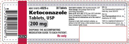 Ketoconazole : Uses, dosage and side effects