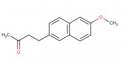 nabumetone molecular structure