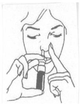 How to use Stadol NS nasal spray