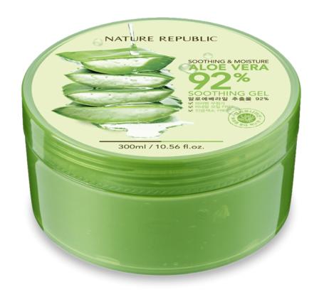 benefits of aloe vera on face overnight