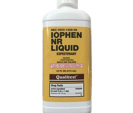 Iophen NR - Drug class, uses, dosage and side effects