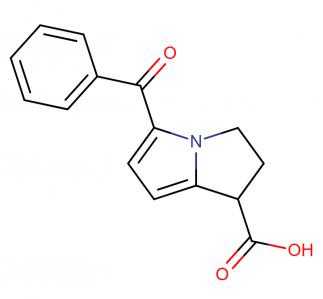 Ketorolac IUPAC name, description, molecular formula, weight, structure, drug class