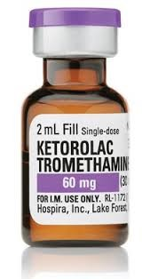 What is ketorolac 10mg tablets used for?