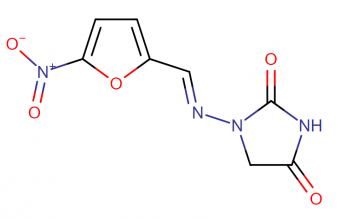 What is the drug nitrofurantoin used for?