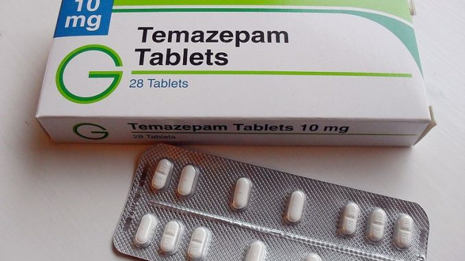 Temazepam - Drug class, mechanism of action, uses, side effect, withdrawal