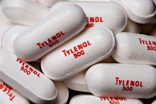 tylenol interactions
