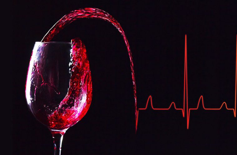 drinking wine for cardiovascular health