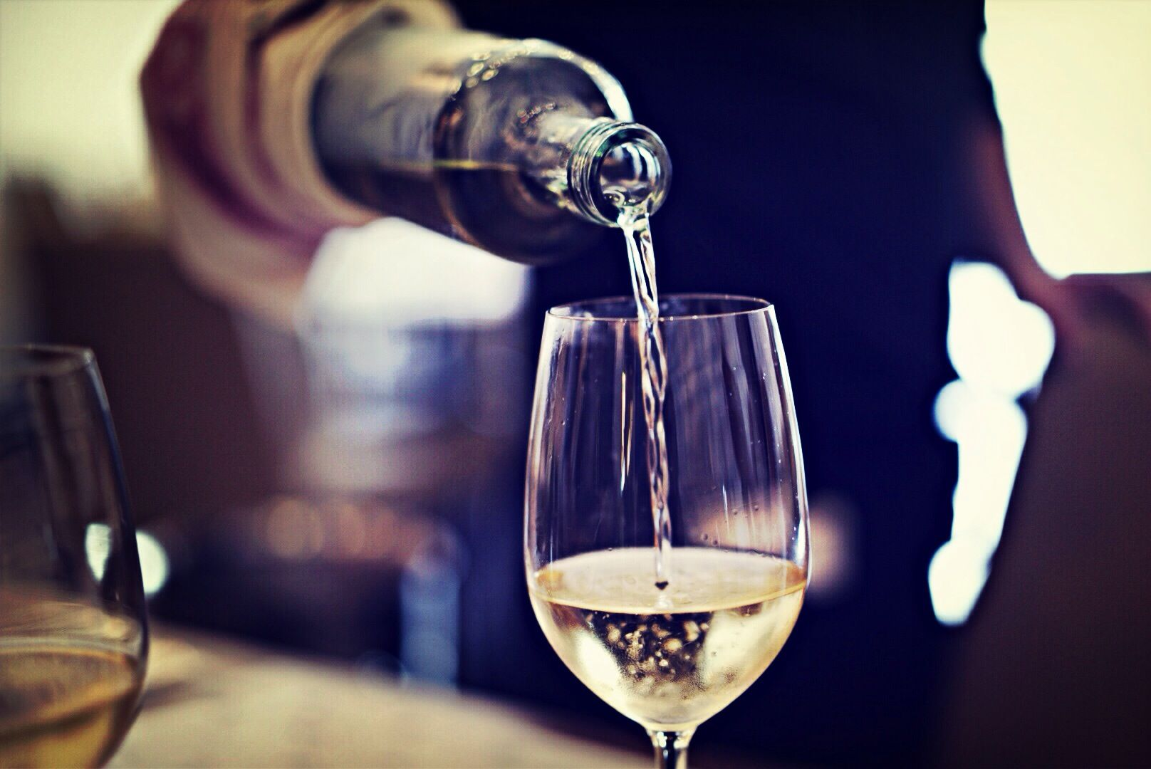 daily glass of wine bad for health